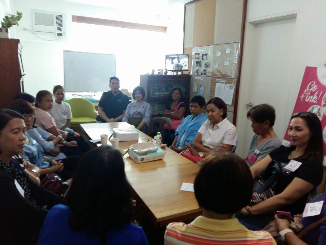 Spiritual Care Session (July 12, 2017)