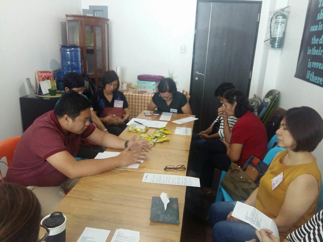 Spiritual Care Session (August 09, 2017)