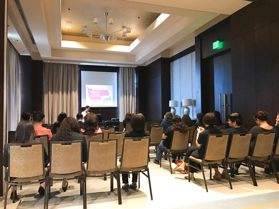 Breast Cancer Layforum at Crimson Hotel (Oct. 05, 2017)